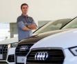 A Audi Center Cascavel vem com satisfação apresentar a sociedade Cascavelense o seu novo Supervisor de vendas, Fabrício Mastrorosa